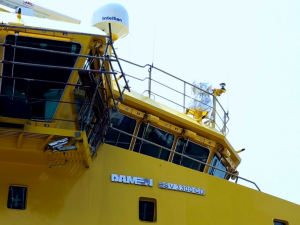 Damen PSV 3300 offshore vessel naamgeving